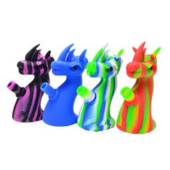 Silicone Dragon Bubbler