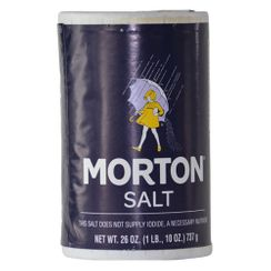 Morton Salt Secret Stash Containers