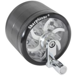 Sharpstone Grinder with hand crank