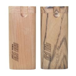 Twist Top Bad Ash Dugout Pipes
