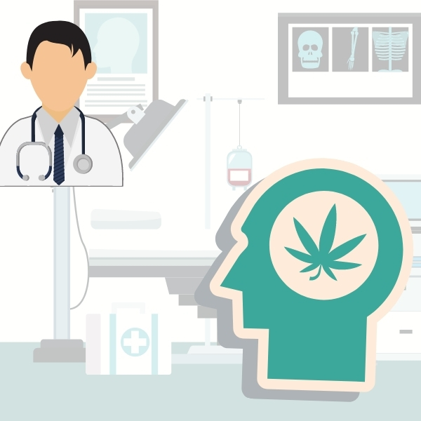 Look at the medical side of CBD