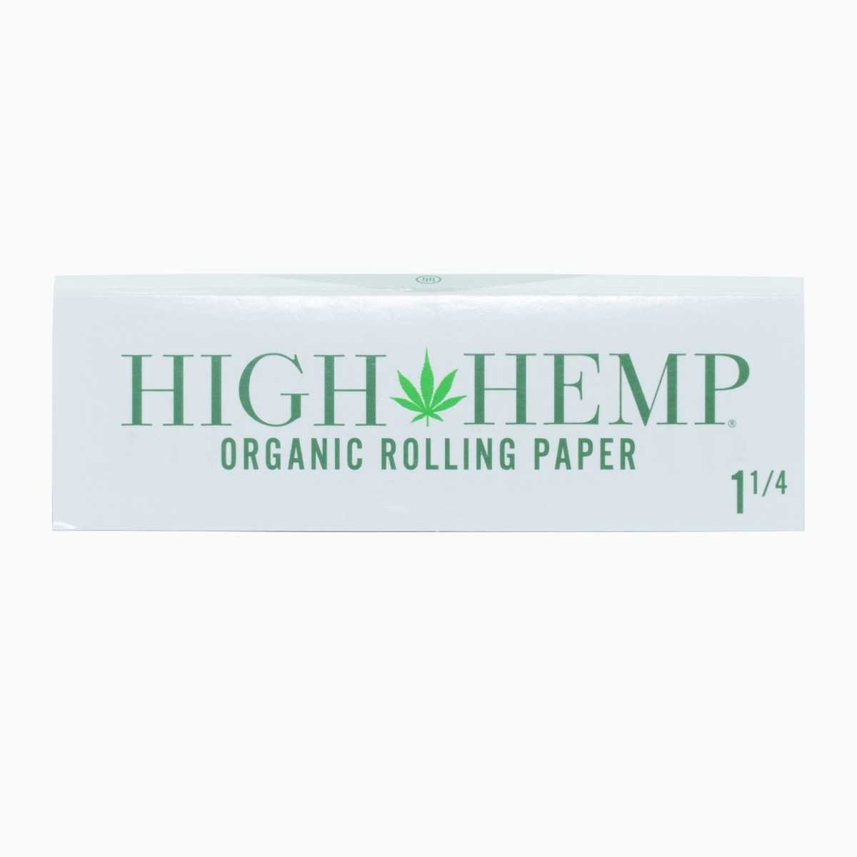 white rolling hemp papers with white background