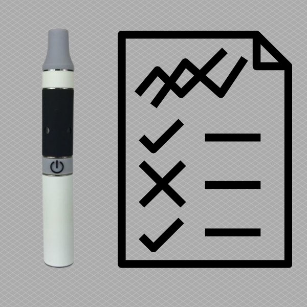 Regulated vaporizers is a standard we set at Nyvapeshop
