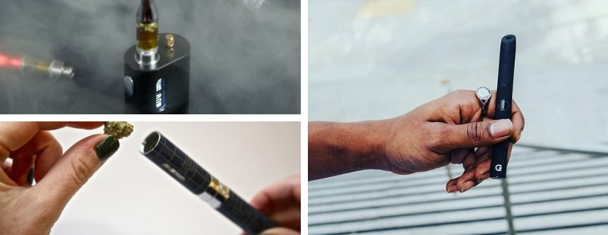 Differences between Dab Pens and Other Vape Pens