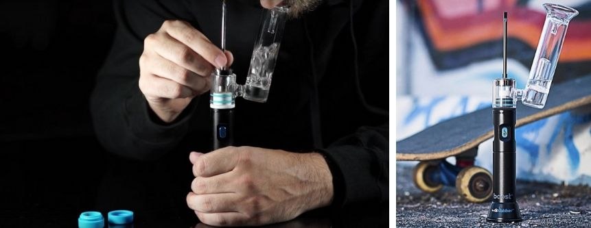 How to Use the Dr. Dabber Boost