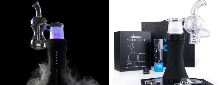 Features of the Dr. Dabber Switch