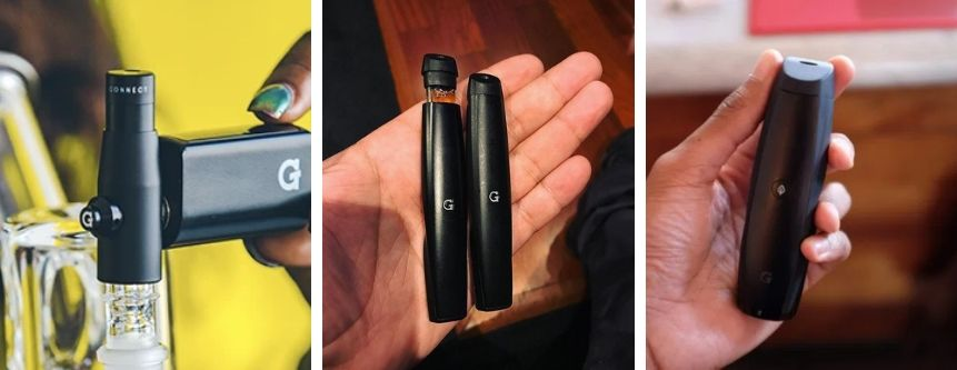 G Pen Connect vs Other Vaporizers