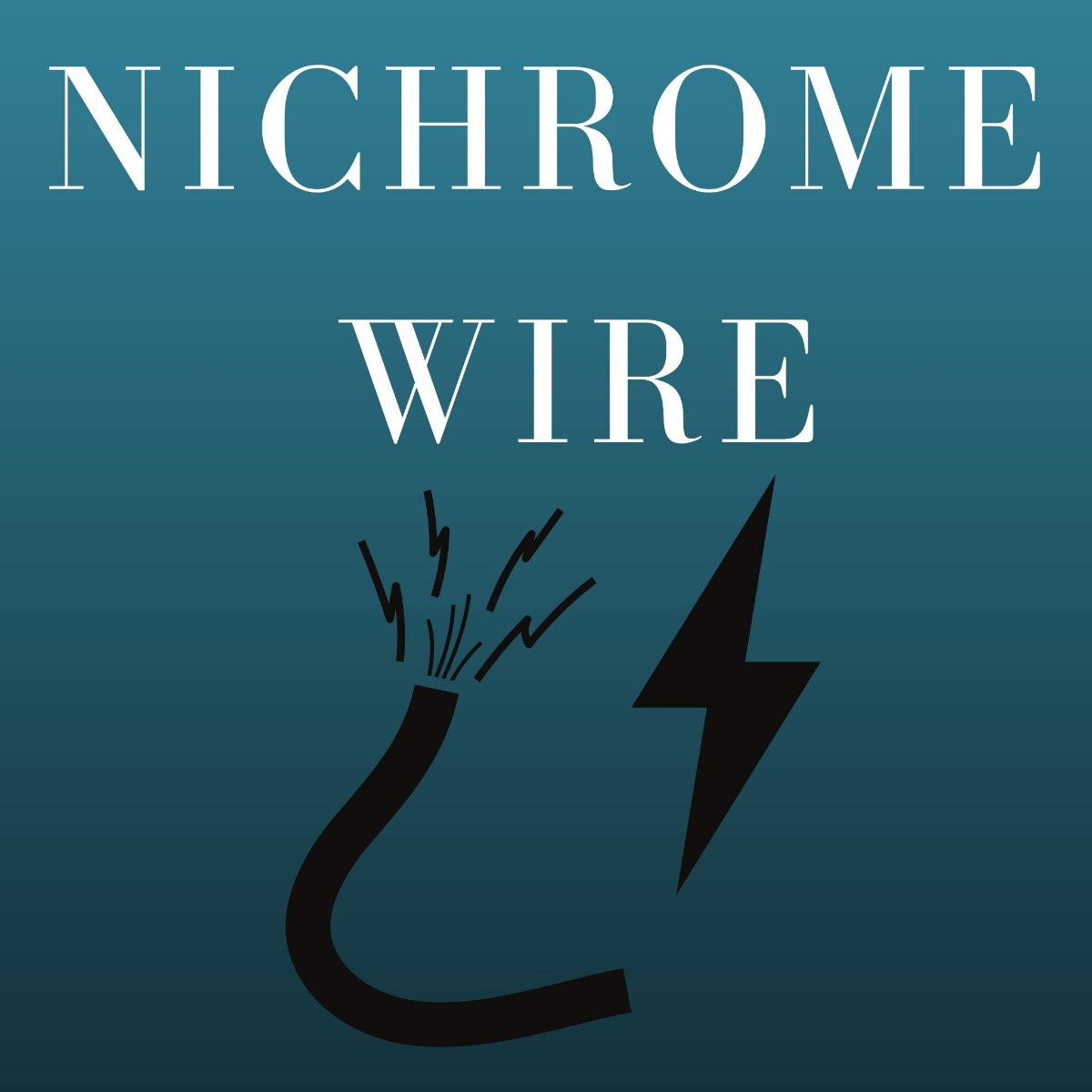 electric wire with a title of nichrome wire