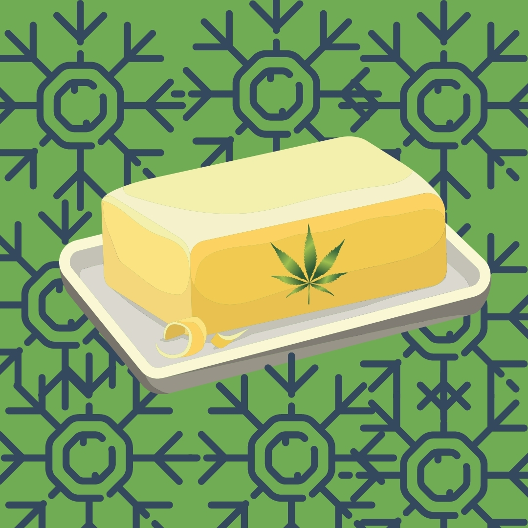 cooling the thc butter